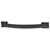 Hafele Amerock Candler Collection Handle, Black Bronze, 167mm W x 21mm D x 32mm H, 128mm Center to Center