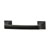 Hafele Amerock Mulholland Collection Handle, Black Bronze, 95mm W x 17mm D x 27mm H, 76mm Center to Center