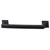 Hafele Amerock Mulholland Collection Handle, Black Bronze, 149mm W x 22mm D x 32mm H, 128mm Center to Center