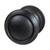 Hafele Amerock Revitalize Collection Round Knob, Black Bronze, 32mm Diameter