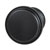 Hafele Amerock Westerly Collection Round Knob, Black Bronze, 30mm Diameter