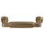 Hafele 116mm (4-9/16'' W) Champagne Bronze