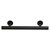 Hafele 146mm (5-3/4'' W) Matte Black