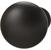Hafele Chanterelle Collection Mushroom Knob in Oil-Rubbed Bronze, 30mm W x 28mm D x 17mm Base Diameter