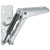 Hafele Swing-Up Fitting, Swingtop II for Wood Doors, with Adjustable Spring