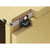 Hafele Sliding Wood Door Fittings - EKU Clipo 25 H Inslide Set, For 2 sliding doors running in a cabinet