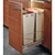 Hafele Built-In Double Pull-Out Bottom Mount Waste Bin with Soft & Silent Closing