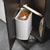 Hafele Swing-Out Waste Bin for Vanity or Kitchen Cabinet