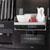 Hafele iMove Pull Down Unit, Single Shelf, Silver/Gray