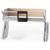 Hafele iMove Pull Down Unit, Single Shelf, Silver/Maple