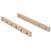 "12"" D Maple Wood Parallel Rod"