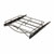 Hafele Pull-out Spice Tray, with Full Extension Slides, Oil-Rubbed Bronze