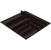 "Hafele ""Fineline"" Small Cutlery Tray, Black Ash, 21-9/16"" W x 20-13/16"" D x 1-15/16"" H, For Cabinet Width 24"" W"