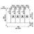 "Hafele ""Fineline"" Multipurpose Cutlery Tray Insert, 27-5/8""W x 20-13/16""D x 1-15/16""H"