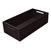 "Hafele ""Fineline"" Move Kitchen Storage Box 1, Black Ash, 8-5/16"" W x 16-11/16"" D x 4-3/4"" H"