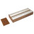 "Hafele ""Fineline"" Roll Holder, Mahogany, 5-7/16""W x 16-11/16""D x 1-7/9""H"