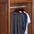 Hafele Oval Wardrobe Tube, with Supports