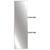 Hafele Elite Closet Pull-Out Mirror, Matt Nickel Frame