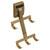 "Hafele ""Synergy Elite"" Collection Belt Hook, Matt Gold"