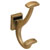"Hafele ""Synergy Elite"" Collection Coat Hook, Matt Gold"