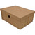 Hafele Engage Storage Box, Beach Fabric