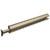 "Hafele ""Synergy Elite"" Collection Valet Rod for Closet or Wardrobe, Matt Gold"