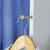 """Hafele Synergy Elite Valet Pin, 11/32"""" Diameter, 1-3/4"""" Extension, Matt Gold"""