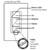 "Hafele Lutron Stand Alone Diva Wall Dimmer Switch, Caseta PRO, Plastic, 250 Watt, 4-1/2""W x 2-3/16""D x 2-1/4""H (115x55x57mm)"