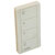 """Hafele Remote Control for Diva Wall Dimmer Switch, Caseta PRO, Plastic, Light Almond, 1-5/16""""W x 5/16""""D x 2-5/8""""H (33x8x67mm)"""