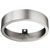 Hafele Loox LED 12V 2020 Surface Mount Ring Round, Stainless Steel