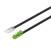 "Adapter Lead For LED Strip Light Monochrome, 5mm (3/16""), (78-3/4"" Length)"