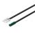 """Lead For LED Strip Light Monochrome, 8mm (5/16""""), 100mm (4"""" Length)"""