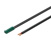 "Lead For LED Strip Light Monochrome, Male, 24 Volts, (78-3/4"" Length)"