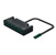 6-Way Distributor without Switching Function, Black