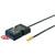 Hafele LOOX 350mA to 12V Converter, Black, Plastic