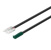 "Lead For LED Strip Light Monochrome, 24 Volts, (19-11/16"" Length)"