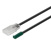 """Lead For LED Silicone Strip Light, Monochrome, (78-3/4"""" Length)"""