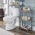 "Home Styles Barnside Metro Three Tier Bath Shelf, Driftwood, 13"" W x 11"" D x 28-1/4"" H"