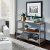 "Home Styles Barnside Metro Console Table, Driftwood, 44"" W x 16"" D x 30"" H"