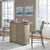 """Home Styles Barnside Metro Bar and Two Stools, Grey, Bar: 52""""W x 21""""D x 42""""H, Stool: 18""""W x 22-3/4""""D x 46-3/4""""H"""
