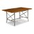 """Home Styles Orleans Rectangular Dining Table, Caramel, 60"""" W x 38"""" D x 30"""" H"""