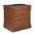 """Home Styles Aspen Collection Storage Island in Rustic Cherry, 36"""" W x 30-1/2"""" D x 36-1/4"""" H"""