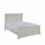 "Home Styles Seaside Lodge Queen Bed, White, 67""W x 89""D x 50""H"