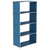 Brilliant Blue Four (4) Shelf Product View