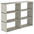 Silk Gray Six (6) Shelf Product View