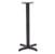 John Boos 2000 Series 2015B-40 Bar Height Table Base