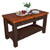 "John Boos Grazzi Kitchen Island with French Roast Base, 60"" W x 28"" D x 35"" H, Cherry End Grain Top"