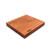 "John Boos American Cherry Rustic-Edge Design Reversible Cutting Board, 13""W x 12""D x 1-3/4""H"