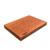 "John Boos American Cherry Rustic-Edge Design Reversible Cutting Board, 17""W x 12""D x 1-3/4""H"