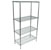 John Boos Wire Shelf Only in Multiple Sizes, Chrome-Plated